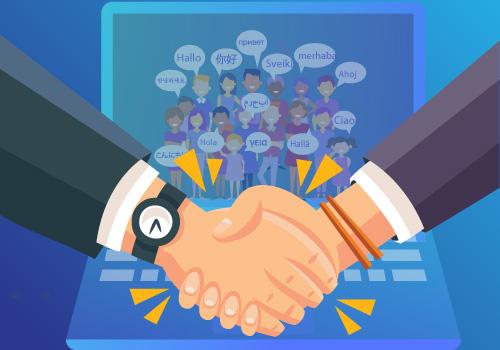 当社の多言語ITサポートチームの強み